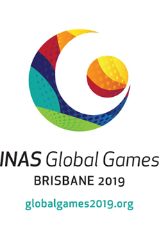 Logo des Global Games INAS 2019