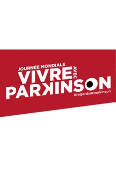 Logo de la Journée mondiale Parkinson de l'association France Parkinson