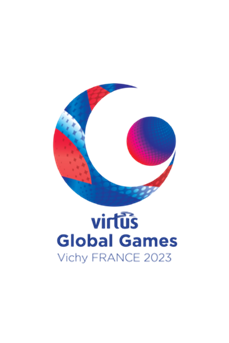 Logo des Global Games VIRTUS de Vichy 2023