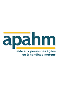 Logo de l'association APAHM