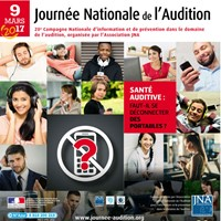 9 mars 2017 : Journée nationale de l'Audition