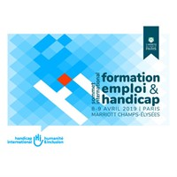 Sommet international « Formation, Emploi & Handicap »